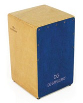 [Traditional Cajon made by DeGregorio]