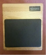 [Leiva Omeya Master Cajon Top View Showing Deep Body & Tapered Sides]